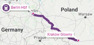 Berlin-Krakow